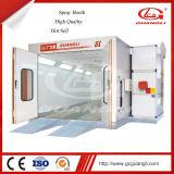 Cabina diesel de la pintura de la temperatura constante de la hornilla del equipo del garage del coche del surtidor de China