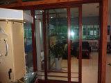 Portello scorrevole e finestra di scivolamento di alluminio