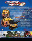 硬貨によって作動させるシミュレーターのアーケードのビデオ極度のバイク2の競争のゲーム・マシン