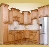 モジュラー卸し売りアメリカの木の台所