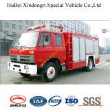6ton de Vrachtwagen Euro2 van de Brand van de Ladder van het Water van Dongfeng