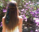 Namaakbijouterie van de Banden van het Haar van het Haar van de Decoratie van het haar de Bijkomende (F-10)