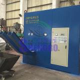 Aluminium bricht Sägemehl-Ausschnitt-horizontale Brikett-Maschine ab