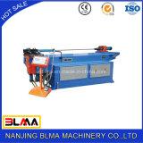 Machine à cintrer semi automatique de pipe en acier de fer de constructeur