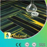 Revestimento estratificado resistente da água do Teak do espelho do anúncio publicitário 12.3mm