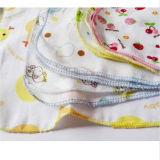 Mouchoir en bambou mou superbe en gros de coton de bébé