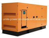 660kVA Doosan 방음 닫집 디젤 엔진 전기 발전기 (UDS600)