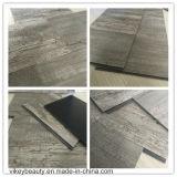 Plancher européen de cliquetis de PVC en bois de mode de type