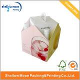 Boîte économique glacée personnalisée de conditionnement des aliments de carton (AZ-121713)
