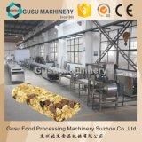 De populaire Commerciële Staaf die van het Graangewas van de Pinda's van het Voedsel van de Snack Machine vormen