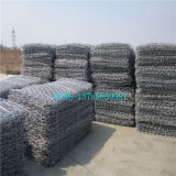 HochleistungsHexagonal Gabions/Zinc Coated Gabion Boxes/Reno Mattress für Protect River Bank