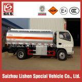 De kleine Vrachtwagen Rhd van de Olie van de Vrachtwagen 5000L van de Tanker van de Brandstof