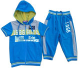 Modo Boy Children Sport Suit Wear in Kids Clothes per Apparel Ssb-103