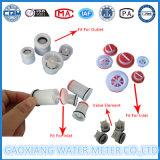 Válvula não do retorno do plástico para o medidor de água