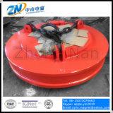 ローディング及び鋼鉄スクラップを荷を下すための高温持ち上がる磁石