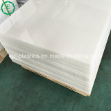 Plaque en plastique d'aile de support du HDPE UHMW-PE Upe de PE de feuille de produits d'ingénierie