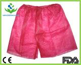 Cortocircuitos no tejidos disponibles baratos/pantalones cortos