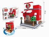 Brinquedo educacional do bloco de apartamentos das crianças DIY (H9537100)