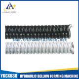 Conducto del metal flexible con la capa del PVC