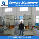 Machine chaude et fraîche de PVC à grande vitesse de mélangeur