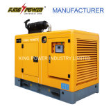 200kw Doosan (エンジン)のオリジナルのラジエーターが付いているインポートされたBiogasの発電機