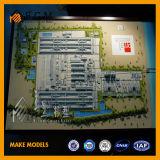 De Modellen van de Planning van Urban&Master/Industriële Modellen/de Modellen van de Tentoonstelling