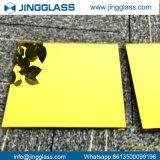 """Vetro rivestito d'isolamento di vetro di sicurezza del vetro """"float"""" del doppio di vetro basso di vetro riflettente dell'argento E per costruzione"""
