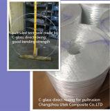 テントポーランド人のためのよい曲がる強さのガラス繊維の直接粗紡