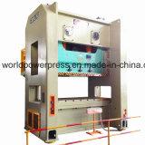 250 Tonnen-gerade seitliche doppelte reizbare mechanische Presse-Maschine