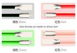 Hersteller-Zubehör-Qualität USB-Kabel-Telefon für iPhone und Samsung-Telefon, Kabel-Verbinder USB-2 in-1