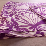 Шарф полотенца печатание бабочки маркизета хлопка полиэфира малый