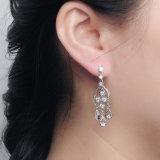최신 디자인 모조 다이아몬드 귀걸이 샹들리에