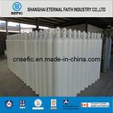 Gas-Zylinder des nahtlosen Stahl-40L (ISO9809 219-40-150)