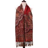 Nuovo scialle di Pashmina di disegno 2016 per le signore 196*90cm