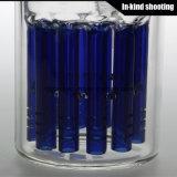 Стеклянный вал улавливателя 12-Arm золы на куря стеклянные трубы водопровода 14mm 18mm 45 градусов улавливателя золы табака 90 градусов куря вспомогательное оборудование