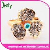 Trouwring van de Juwelen van de Diamant van de Manier van de Toebehoren van de manier de Gouden voor Vrouwen