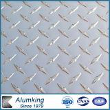 De Geruite Plaat van het aluminium met het Patroon van het Kompas