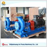 Pompe à eau centrifuge d'aspiration de fin d'étape simple des prix inférieurs