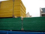 Reja antideslizante de la fibra de vidrio directa de la fuente FRP GRP de la fábrica