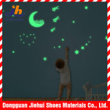 어두운 Photoluminescent 필름 스티커에 있는 가정 장식 테이프 녹색 놀