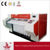 3.3meter 3ローラー自動Flatwork Ironer及び産業アイロンをかける機械