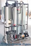 Eaux résiduaires de lavage de voiture réutilisant le filtre de membrane d'uF