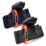 700ml BPA освобождают мешок бутылки воды спорта напольного перемещения портативный складной складывая