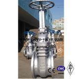 Kohlenstoffstahl Wcb flexibler Keil-Absperrschieber