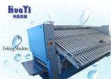Industrieller Durchmesser der VFD Steuerblatt-faltender Maschinen-bügelnder Rollen-800mm