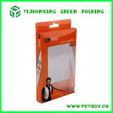 PVC 3D Packing Box de PVC fait sur commande Packaging Box de Clear