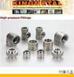 Encaixes de tubulação hidráulicos de alta pressão