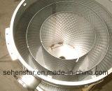 下水の冷却および熱回復、広いチャネルおよび沈積物の廃水の熱回復熱交換器