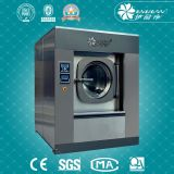 Máquina de lavar industrial dos baixos contínuos do controle de computador da sarja de Nimes