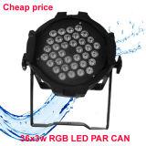 La forte PARITÀ poco costosa della lega di alluminio 36X3w LED può